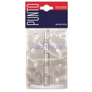 Петля универсальная Punto (Пунто) 4B/HD 100 SB (мат. золото)