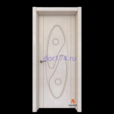 Межкомнатная дверь Инь-Янь