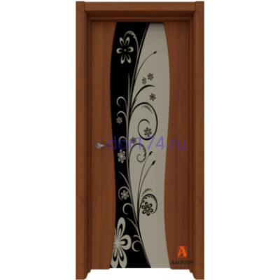 Межкомнатная дверь Сириус 1 Параллель