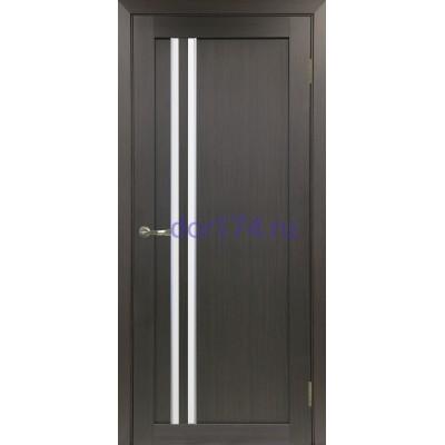 Межкомнатная дверь Турин 525 АПС Молдинг Хром