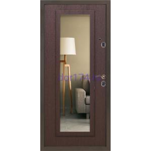 Бульдорс, MASS 70 с зеркалом, (13Т с зеркалом), Венге