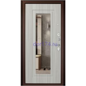 ДК Гарант-1 Зеркало Сандал белый
