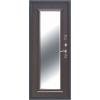Гарда (Garda) 7,5 см. Серебро, Зеркало Фацет, Венге