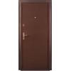 Входная металлическая дверь Сити 2 мет\мет