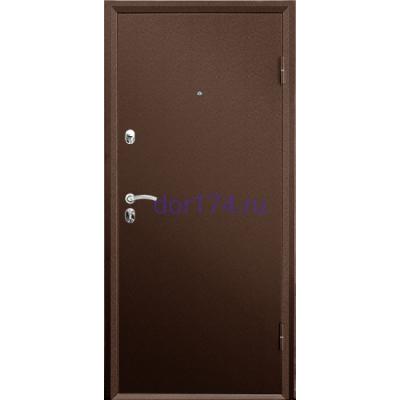 Дверь входная металлическая Практик мет\мет